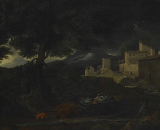 Guided tour – Musée des Beaux-Arts de Rouen – The Storm by Poussin