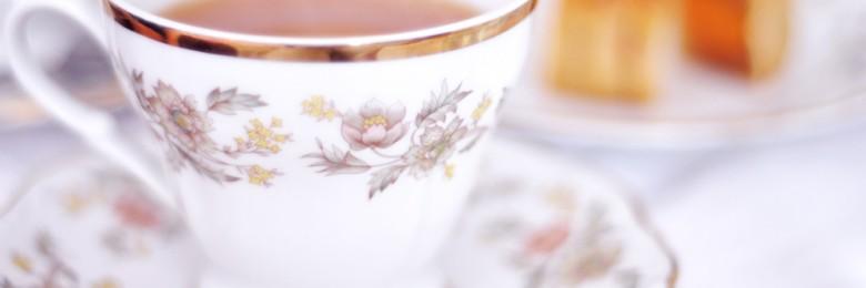 Baroque Cup of Tea