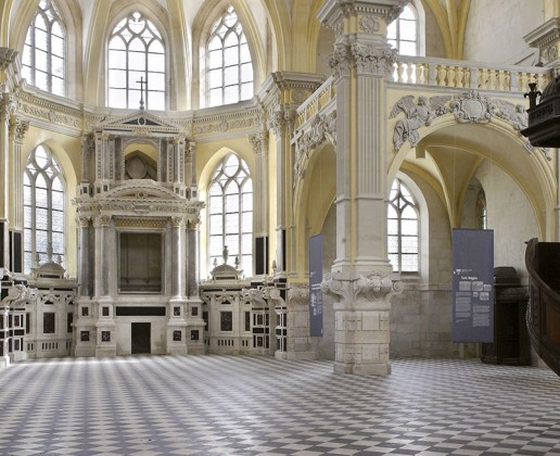 Guided tour of the Chapelle Corneille – from Gothic to Baroque