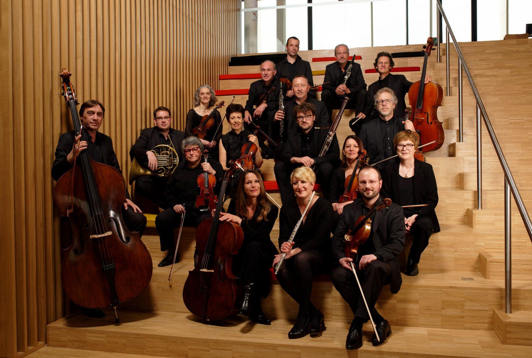 Orchestre Régional de Normandie © François Dupont - OI14
