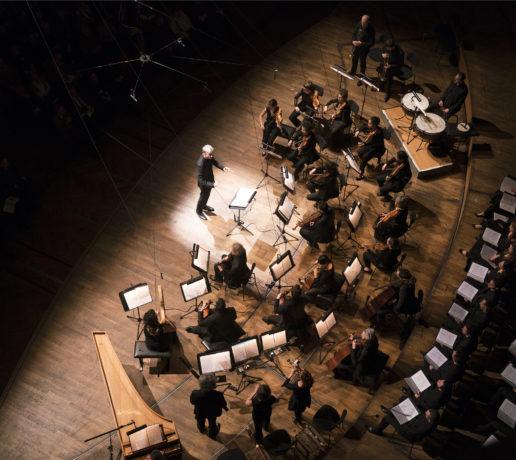 Cadmus & Hermione – Version de concert